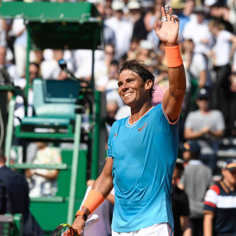 2 Players' Box Tickets to the ATP Monte-Carlo Rolex Masters on April 16 2020