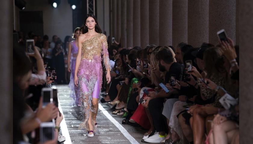 Attend the Blumarine F/W 2019/20 Fashion Show
