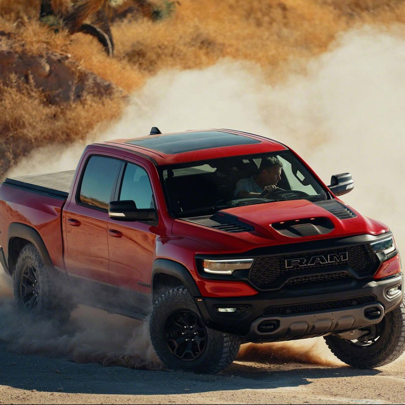 Win a RAM 1500 TRX and $10,000