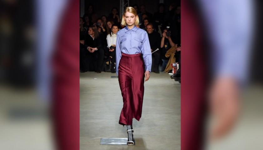Attend the Alberto Zambelli S/S 2019 Fashion Show