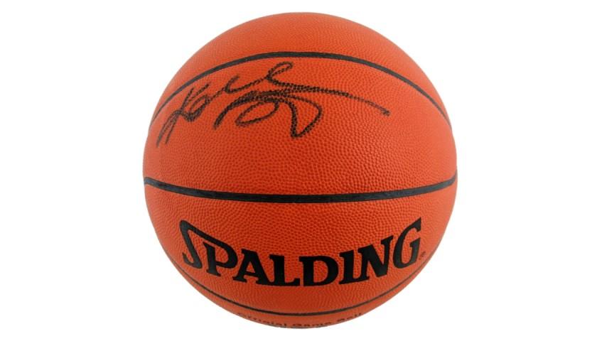 Kobe Bryant Signed NBA Basketball