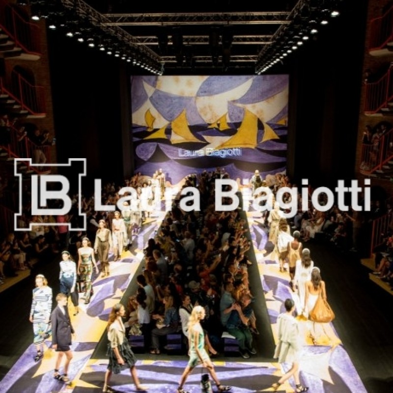 Attend the Laura Biagiotti F/W 2019/20 Fashion Show