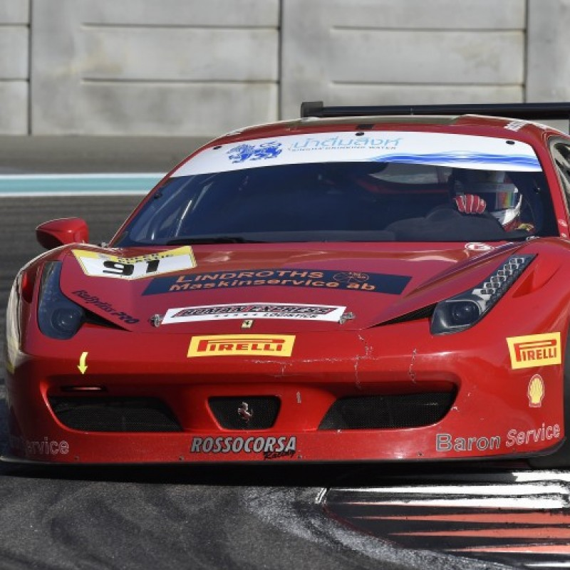 Rossocorsa driving course with Ferrari