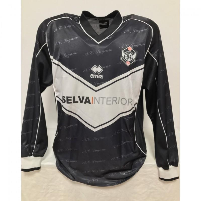 AC Lugano Match Shirt, 2005/06