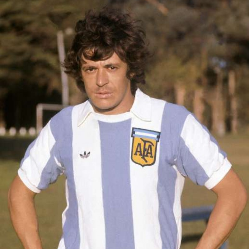 Houseman's Argentina Match Shirt, 1970s