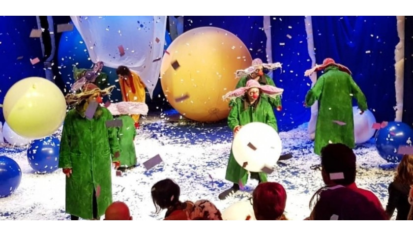 The New York Pops with Meet and Greet with Steven Reineke & Slava's Snow Show on Broadway