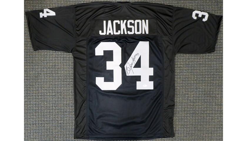 Bo Jackson Hand Signed Jersey