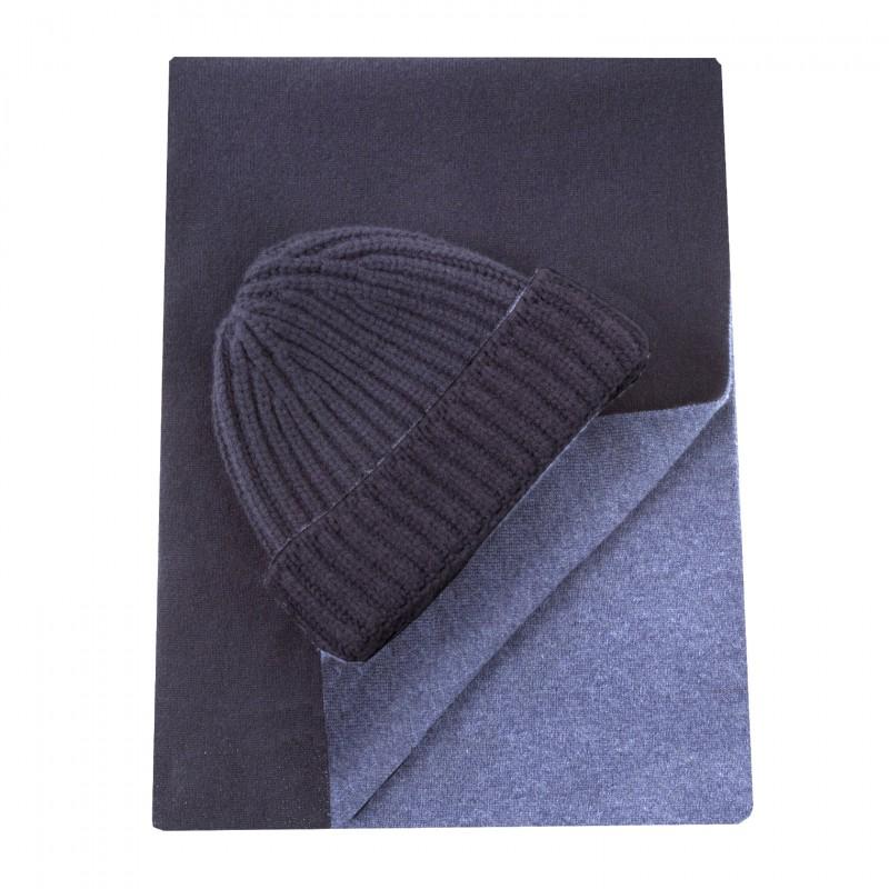 Doriani Cashmere Hat and Scarf Set