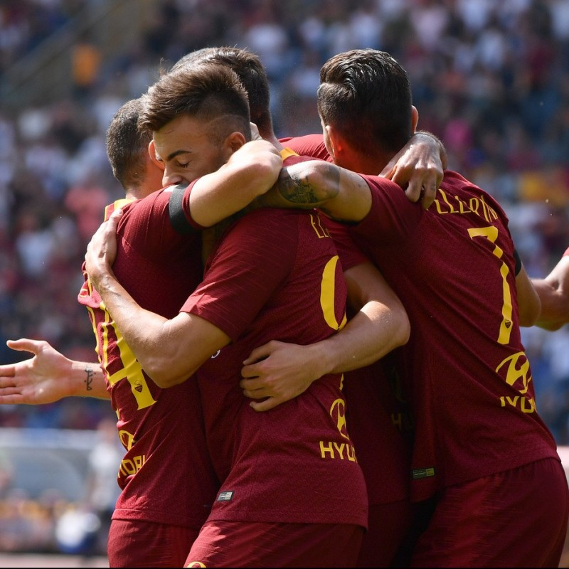 Enjoy the Roma-Frosinone Match from the Tribuna d'Onore with Hospitality