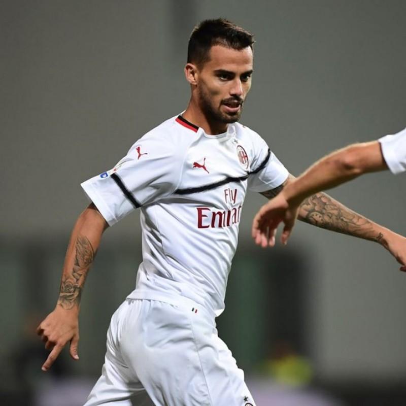 Maglia Suso Milan, preparata Serie A 2018/19
