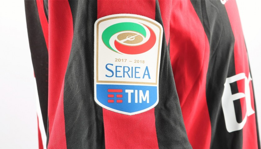 c03c2ffed638f0 Maglia Rodriguez indossata Milan-Inter - Patch Speciale & Unwashed -  CharityStars