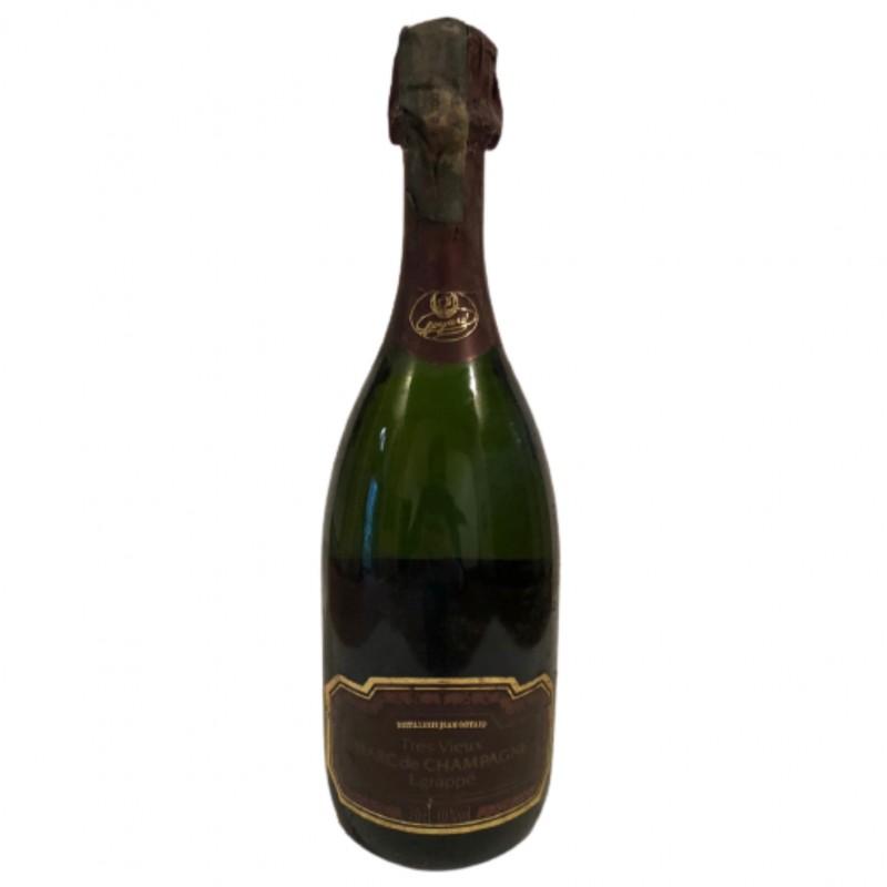 Bottle of Grappa Champagne - Distillerie Jean Goyard