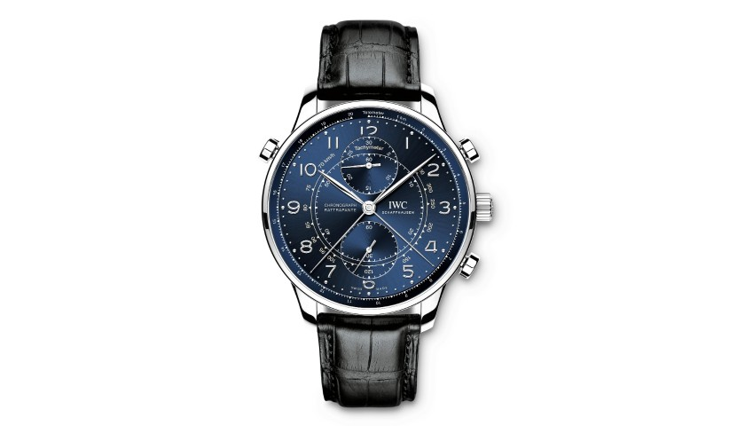 IWC Portugieser Chronograph Rattrapante 'Laureus Charity Night Milano 2019' Watch - Unique Piece
