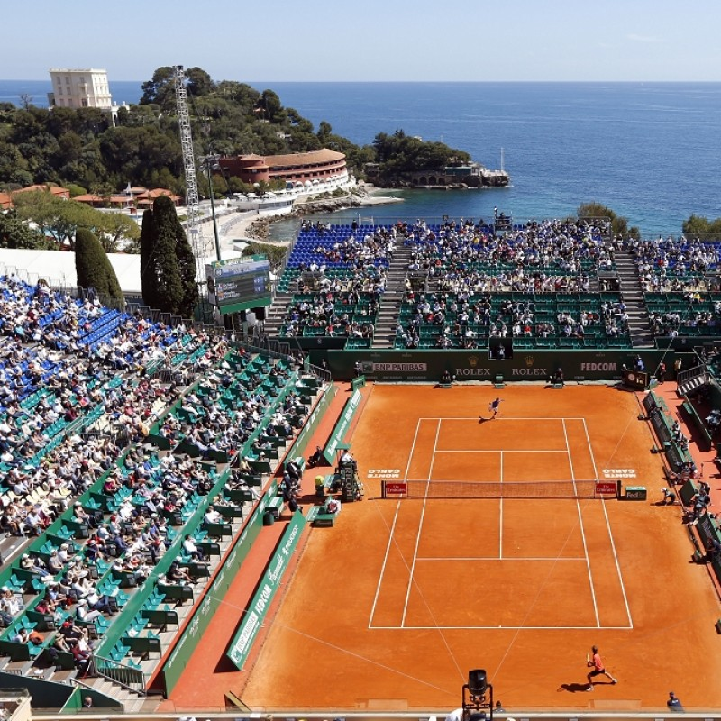 2 Tickets for the Players Gallery, ATP  Monte Carlo Rolex Masters April 17th 2017