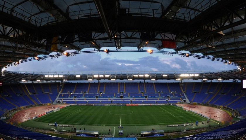 Two Tickets for Roma-Milan 12/12/16, Hospitality + Walkabout
