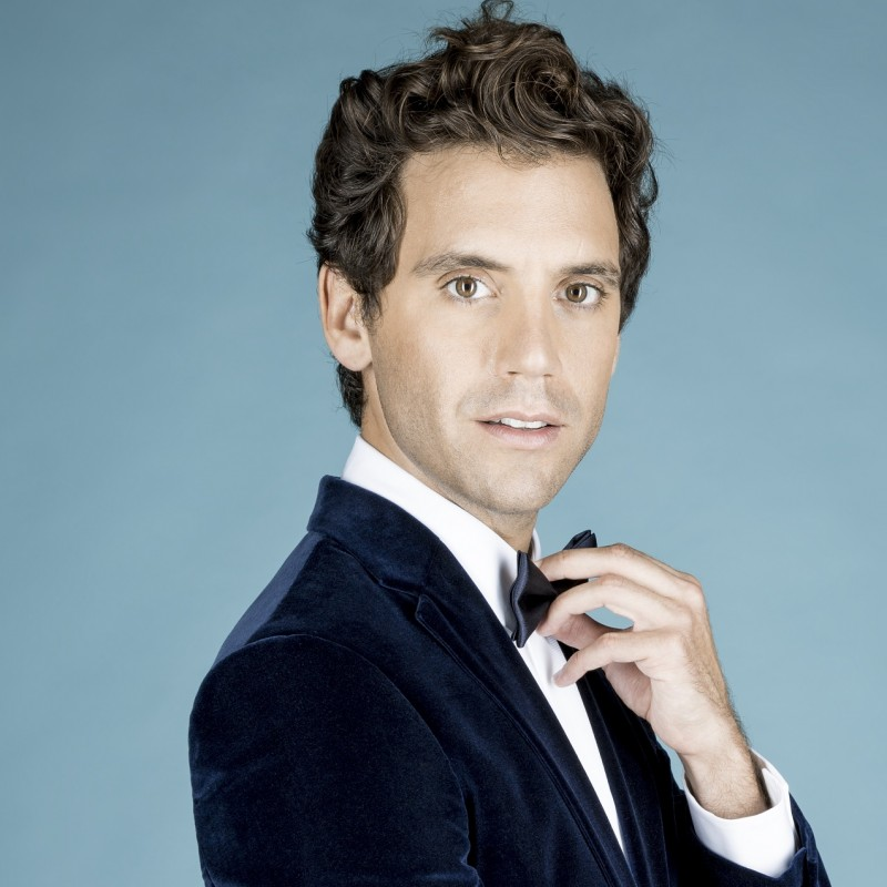 Meet Mika and win 2 tickets for his concert in Florence on New Year's Eve