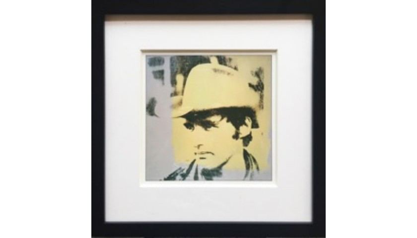"""""""Dennis Hopper"""" by Andy Warhol"""
