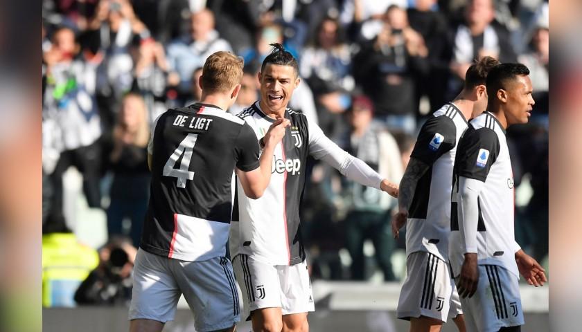 Enjoy Juventus-Brescia from Row 3 with Hospitality