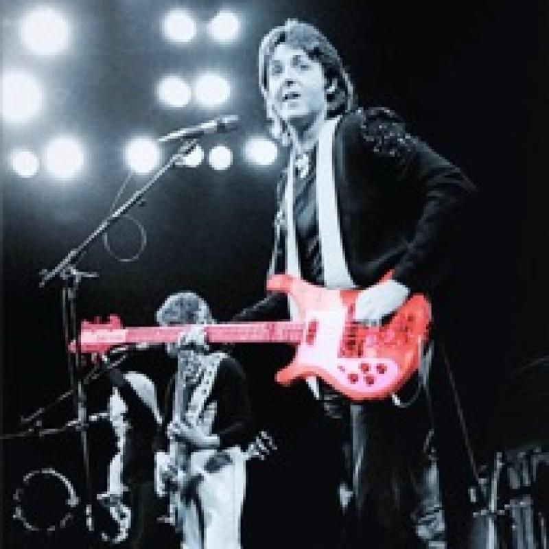 """Paul McCartney"" by Richard Aaron"