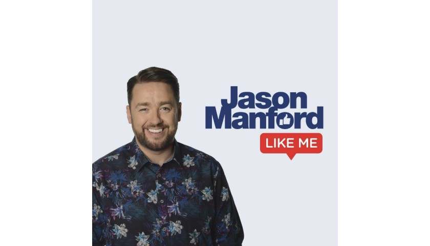 Tickets to Jason Manford's 'Like Me' Tour and M&G