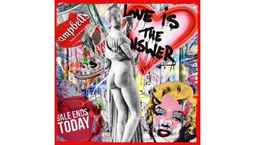"""""""Sale ends today vs Banksy"""" by Mr Ogart"""