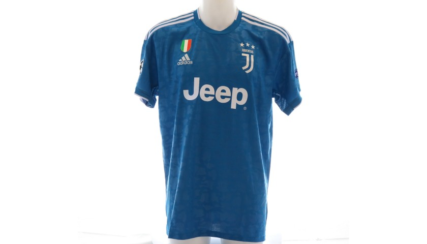 Pjanic's Official Juventus 2019/20 Signed Shirt