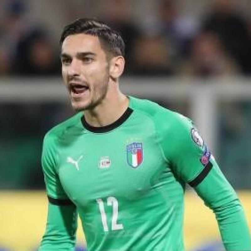 Meret's Match Shirt, Armenia-Italy 2019