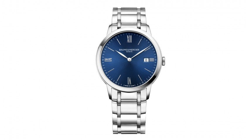 Baume & Mercier Classima Men's Steel Watch
