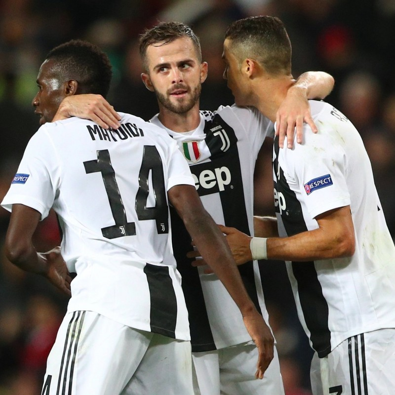 Pjanic's Official Juventus 2018/19 Signed Shirt