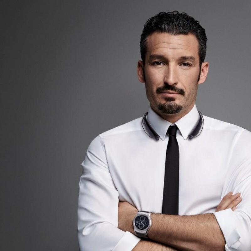 A Lunch with the World Cup Champion Gianluca Zambrotta