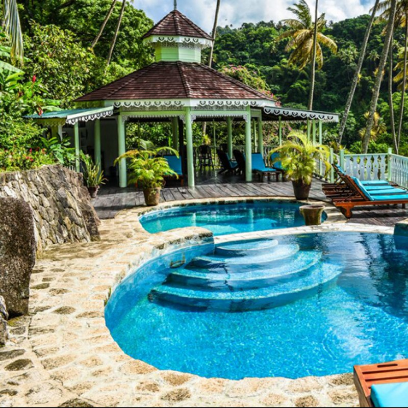 Enjoy 4-Nights at Fond Doux Plantation and Resort in St. Lucia with Airfare