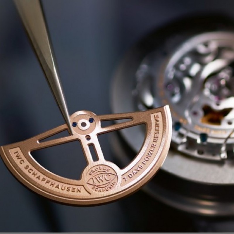 IWC Watchmakers Course