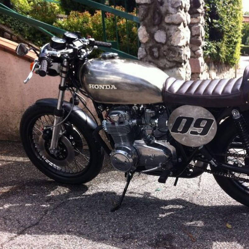 Honda Motor CB 500 four
