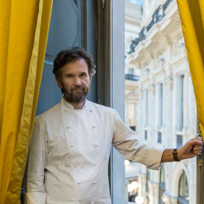 A Taste of Milan with Italy's Most Famous Chef