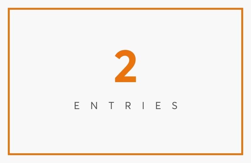 2 Entries