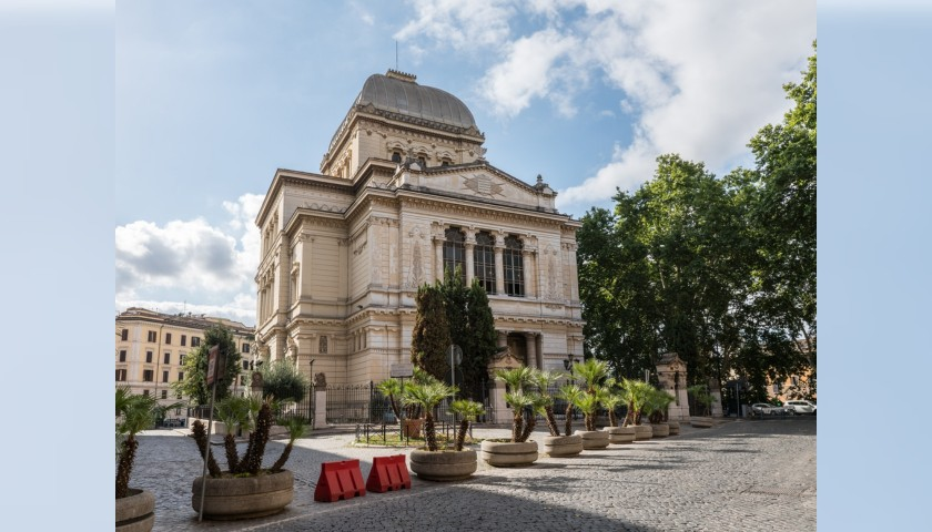 Walking Tour on Discovery of Ancient Roman Ghetto
