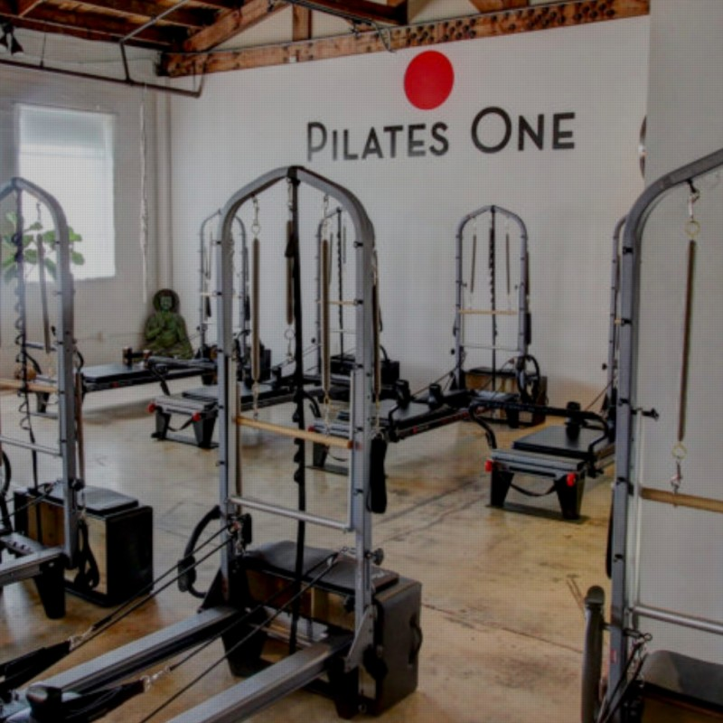 Pilates One Certificate