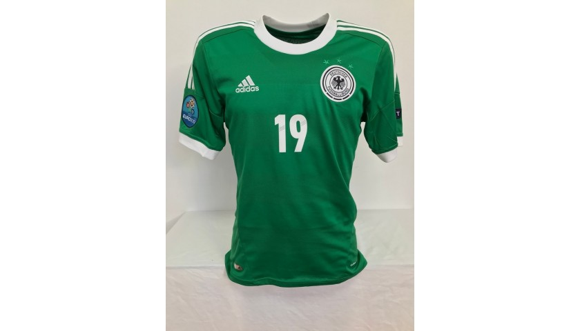 Götze's Official Germany Signed Shirt, Euro 2012