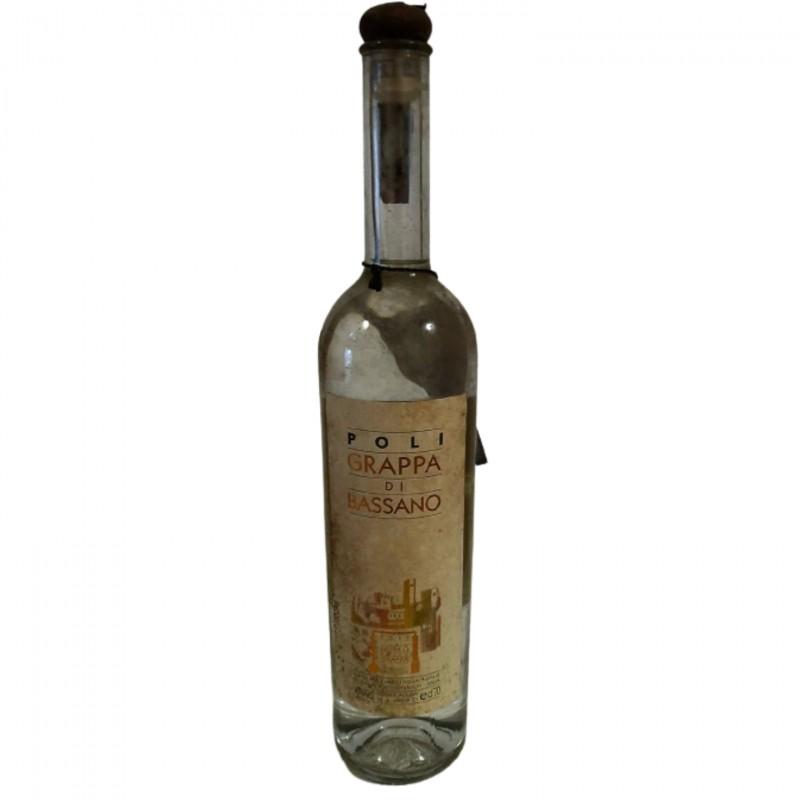 Bottiglia Grappa di Bassano - Sarpa di Poli