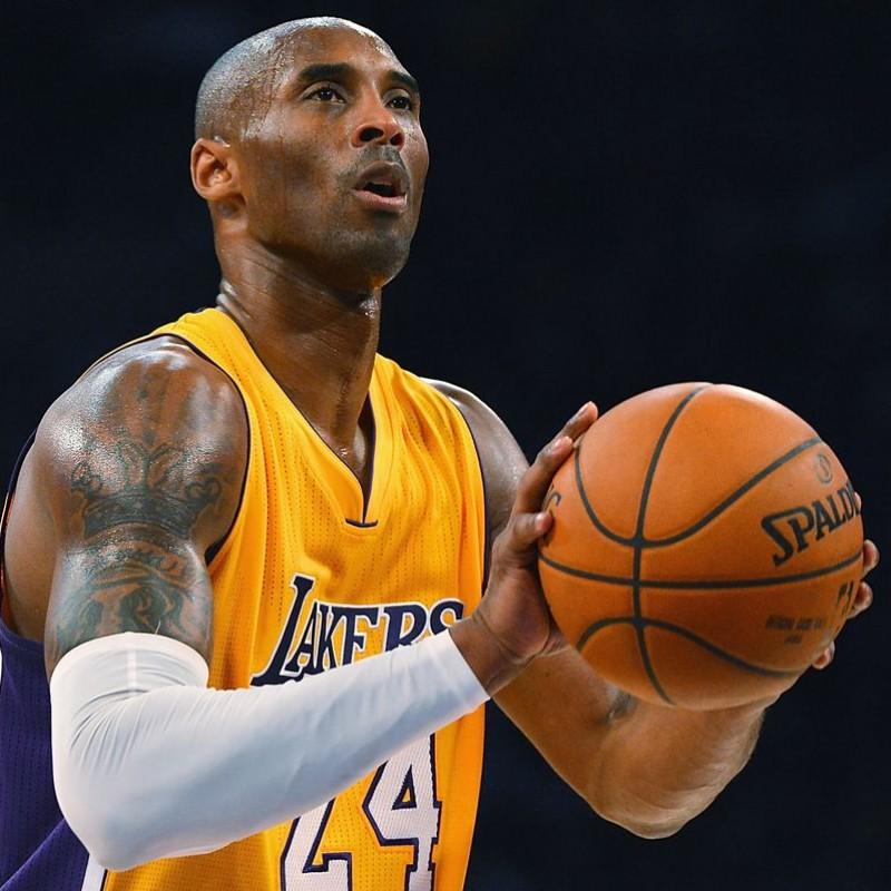 Pallone Ufficiale Spalding - Autografato da Kobe Bryant
