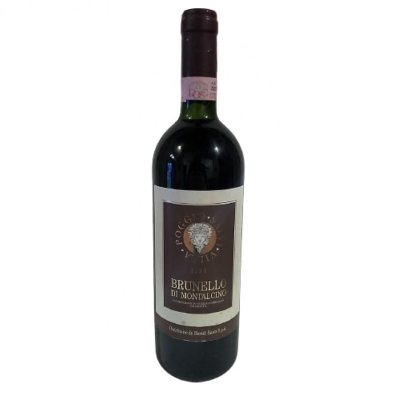 Bottle of Brunello di Montalcino, 1993 - Villa Poggio Salvi