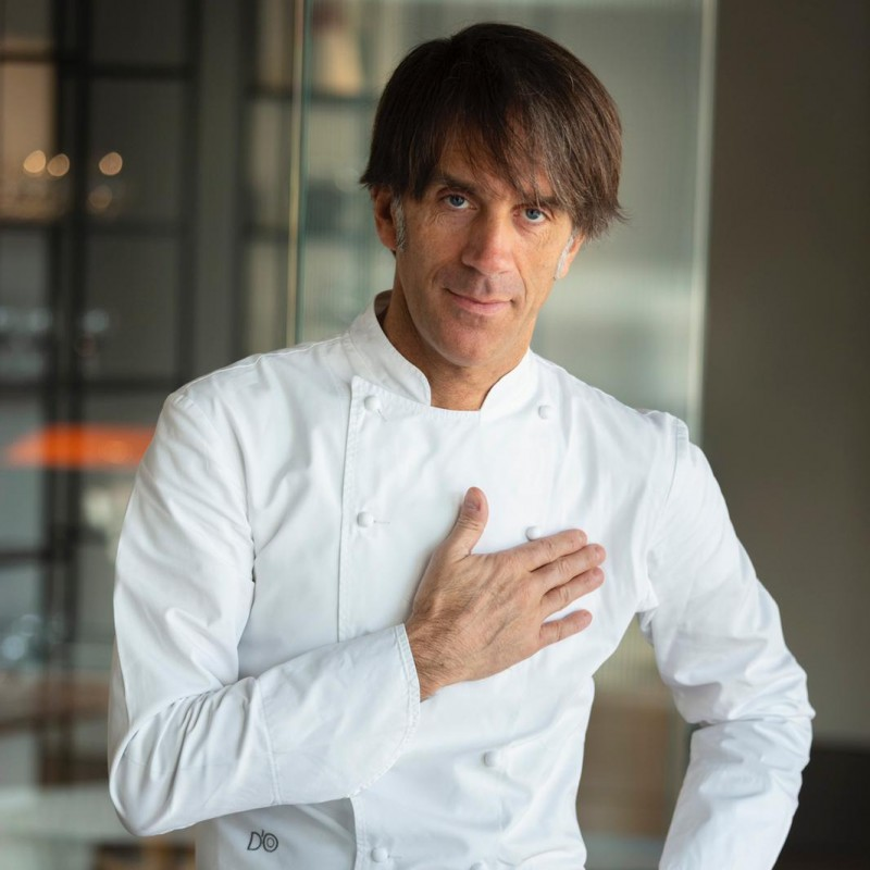 Cooking Lesson with Chef Davide Oldani