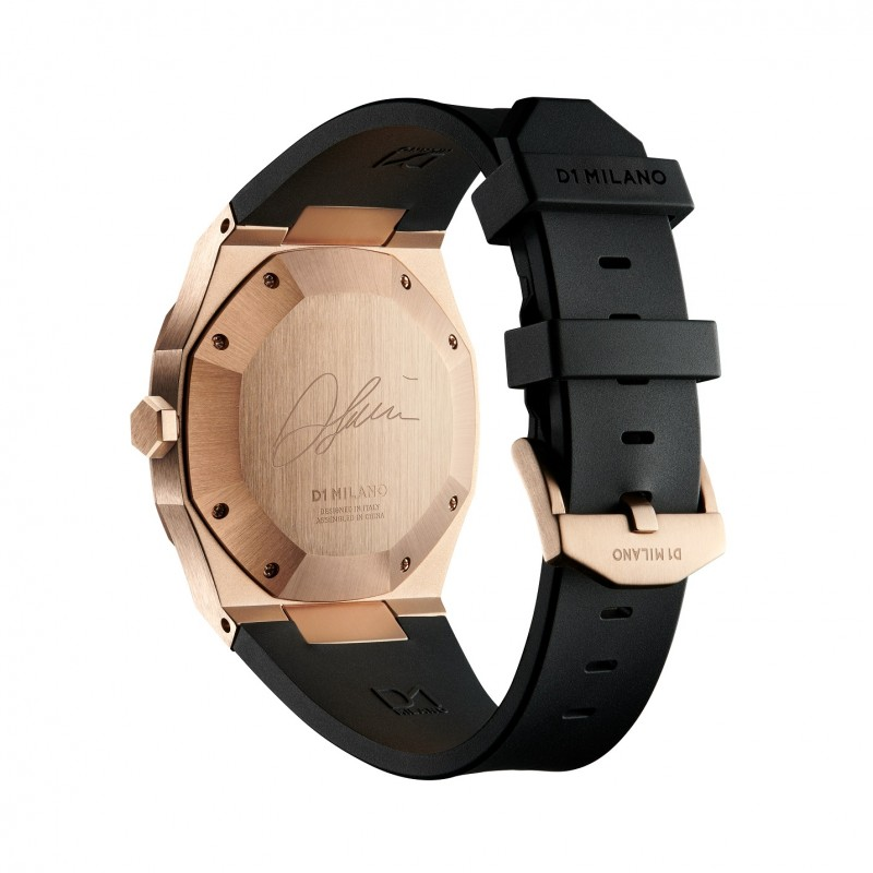Exclusive D1 Milano Watch Worn by Danilo Gallinari