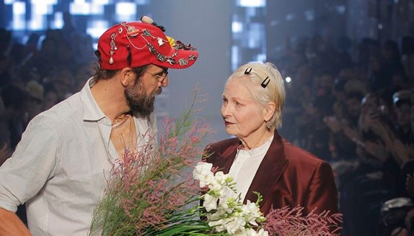 Attend the Vivienne Westwood S/S 2017 Fashion Show in Paris| 3 VIP tickets plus 3 Backstage Passes