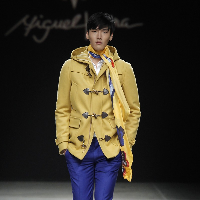 Attend the Miguel Vieira Men's Fashion Show, 2 Seats