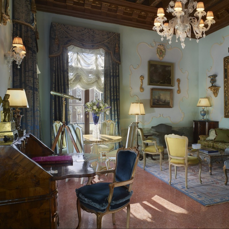 2-Night Stay at  The Gritti Palace, A Luxury Collection Hotel, Venice.