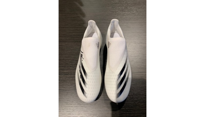 Adidas Boots - Signed by Lionel Messi