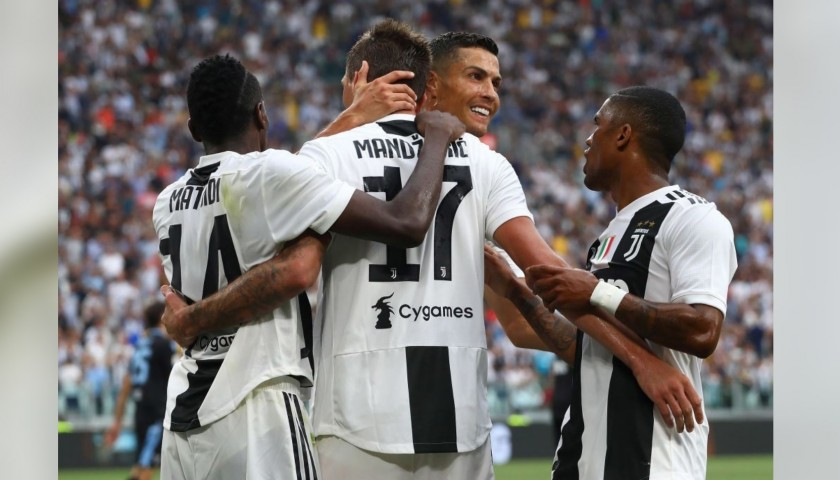 Enjoy the Juventus-Napoli Match with Hospitality