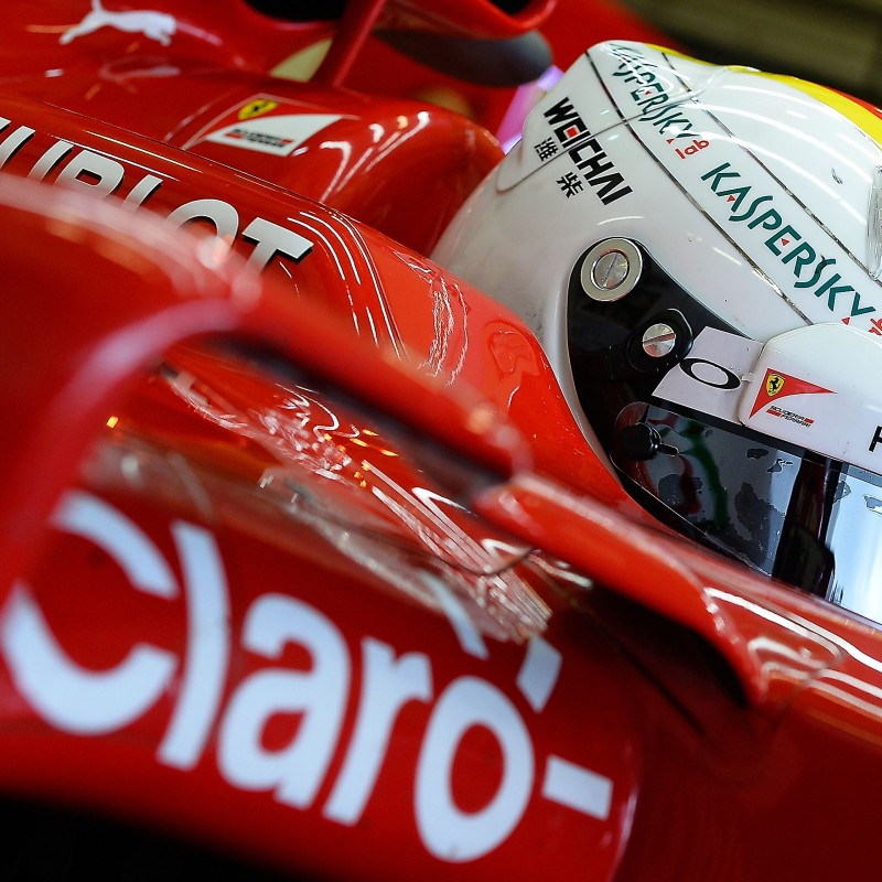 2 Tickets for Kaspersky lab Hospitality during the 2015 Monza GP