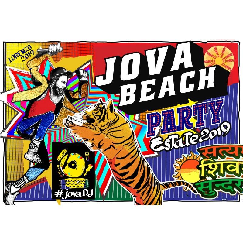 2 Biglietti PIT per il Jova Beach Party -  Lignano Sabbiadoro 6 luglio